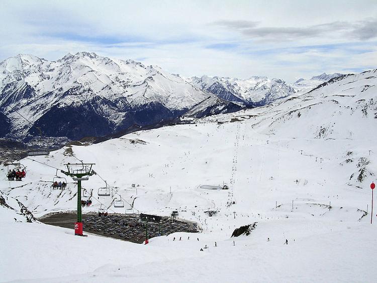 esquiar pirineo aragonés